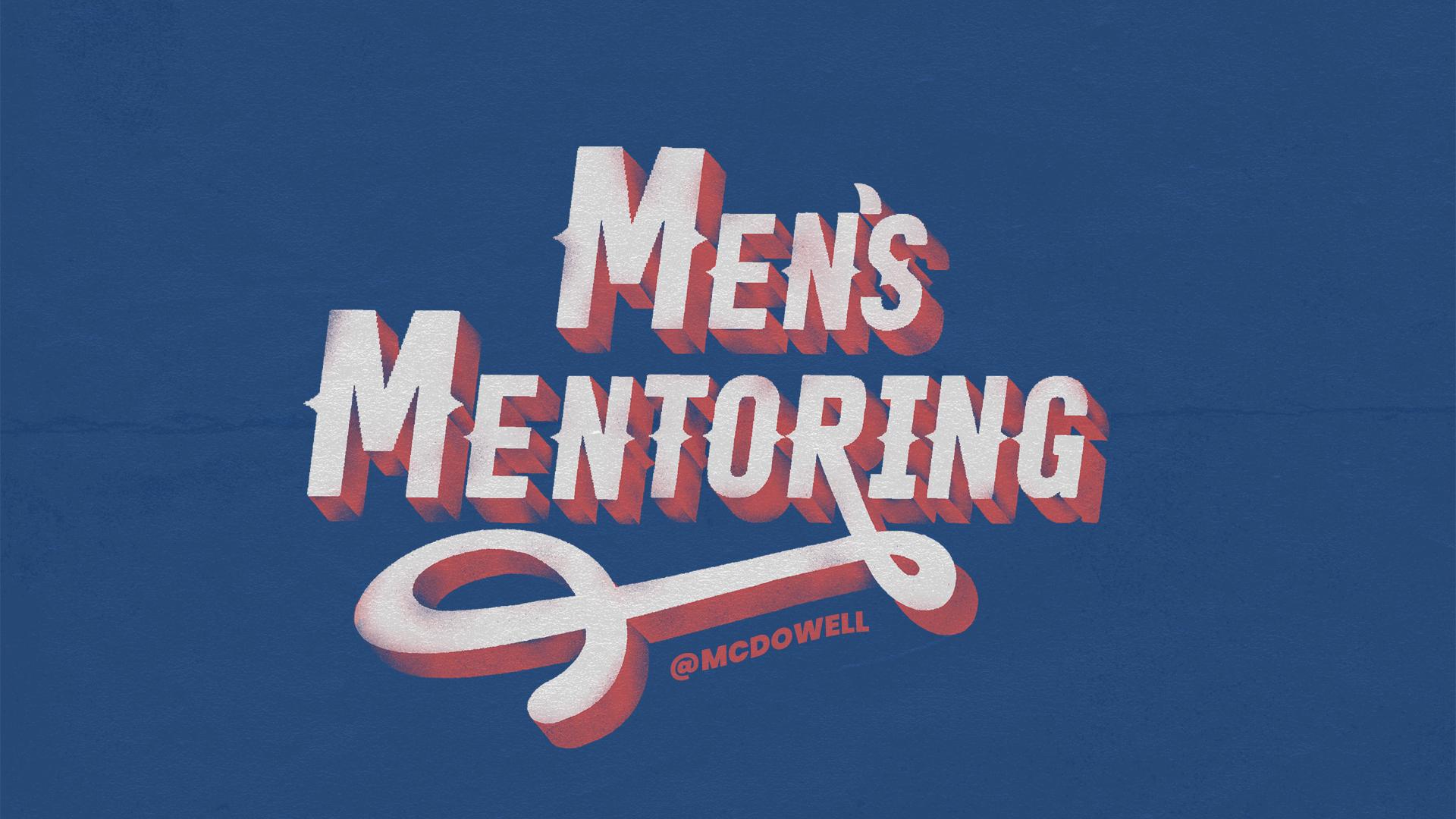 Mens Mentoring
